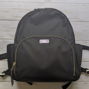 Kate Spade New York Dawn Large Black Backpack